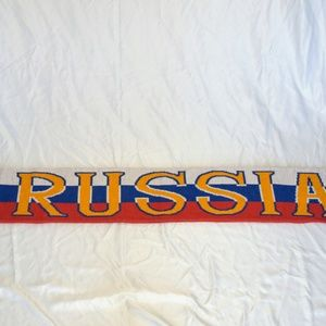 Other - Russia Scarf
